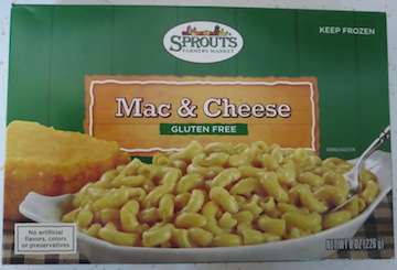 Sprout's mac and cheese.