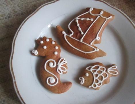 Gingerbread from Bazalka.