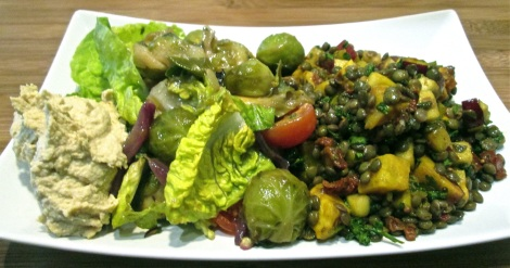 Salad at B