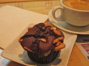 Gluten-free cupcake, Cupcake Corner.