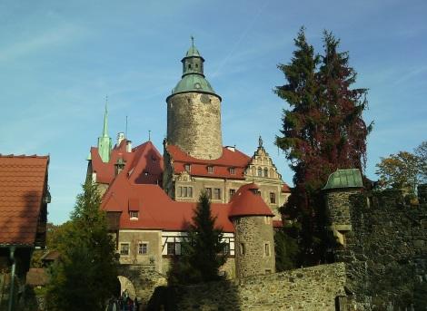The Czocha Castle (Zamek Czocha.)